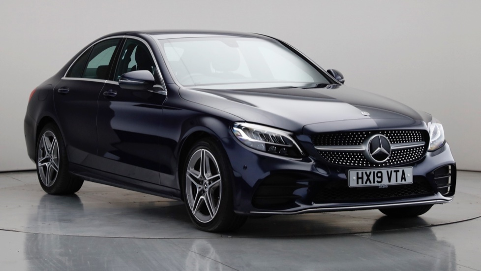 2019 Used Mercedes-Benz C Class 1.6L AMG Line C200d
