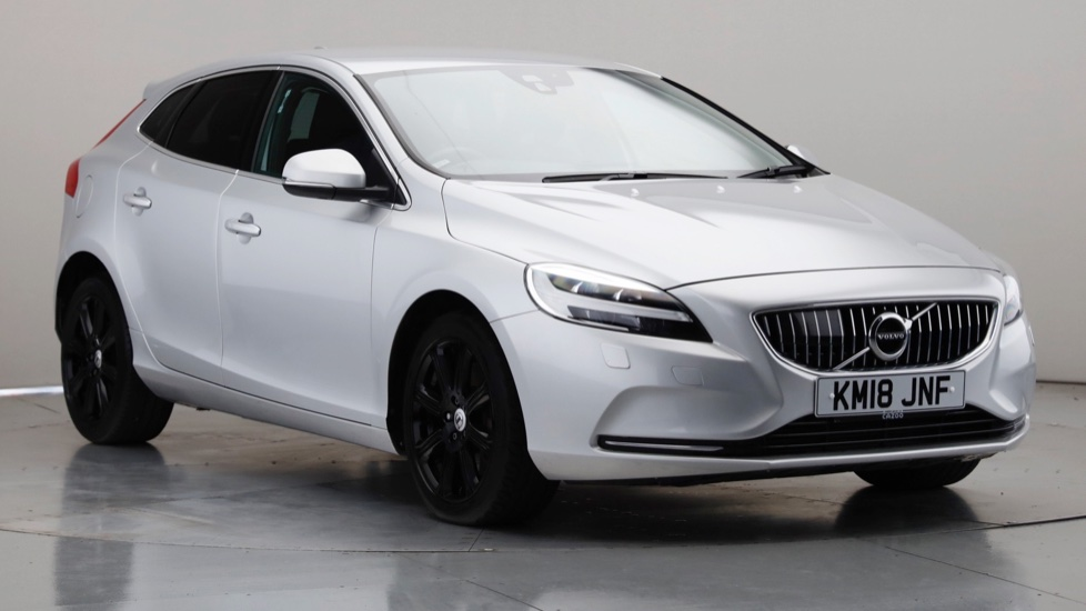 2018 Used Volvo V40 1.5L Inscription T3