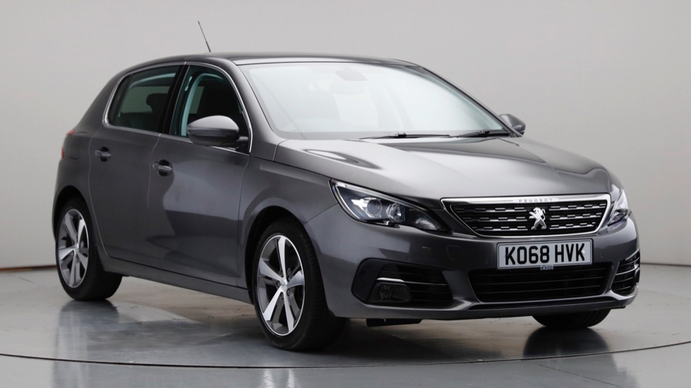 2019 Used Peugeot 308 1.5L Allure BlueHDi