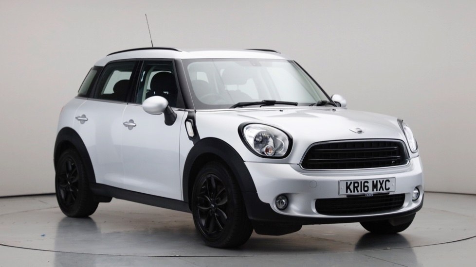 2016 Used Mini Countryman 1.6L Cooper D Business Edition