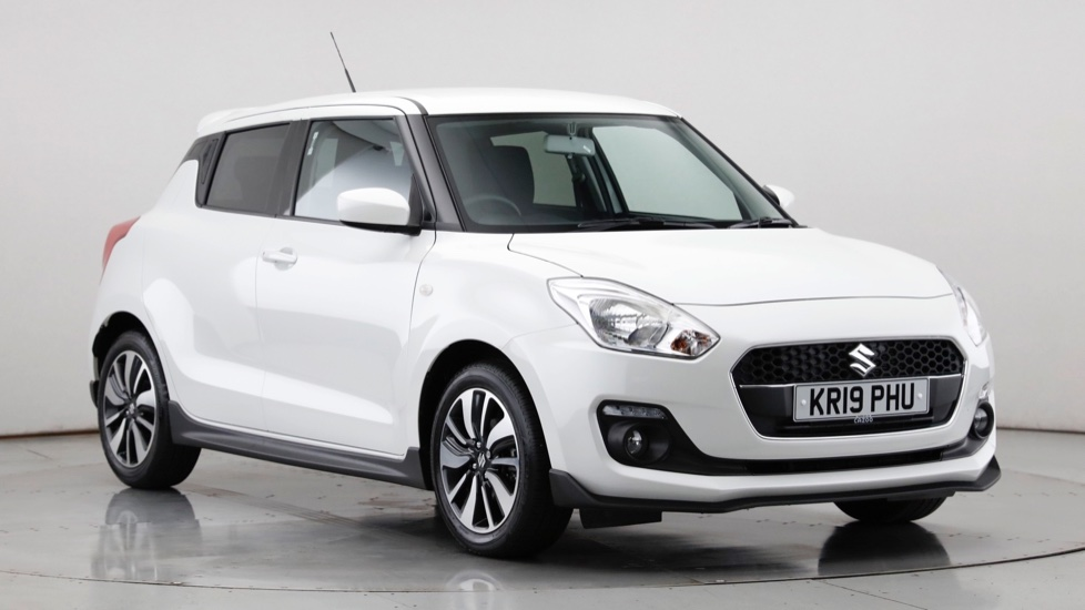 2019 Used Suzuki Swift 1.2L Attitude Dualjet