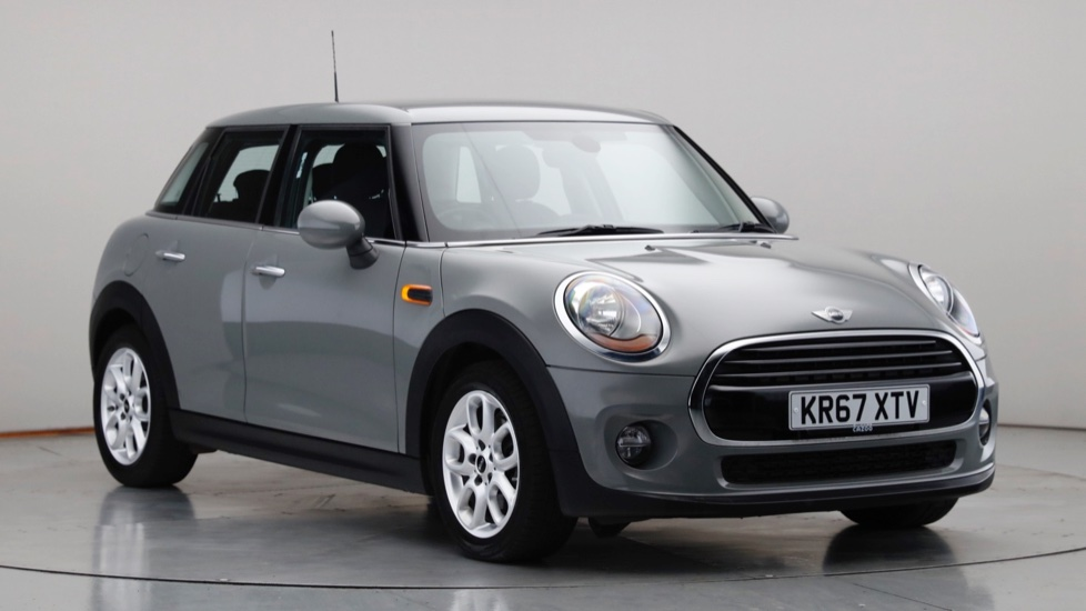 2017 Used Mini Hatch 1.5L Cooper D