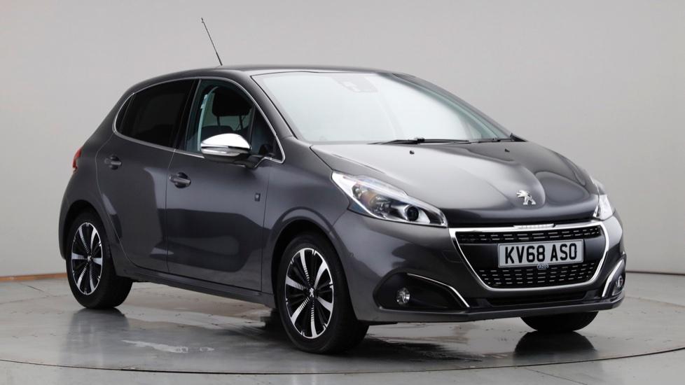 2018 Used Peugeot 208 1.2L Tech Edition PureTech