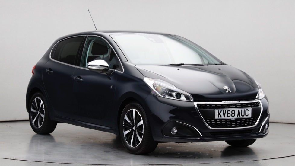 2018 Used Peugeot 208 1.5L Tech Edition BlueHDi