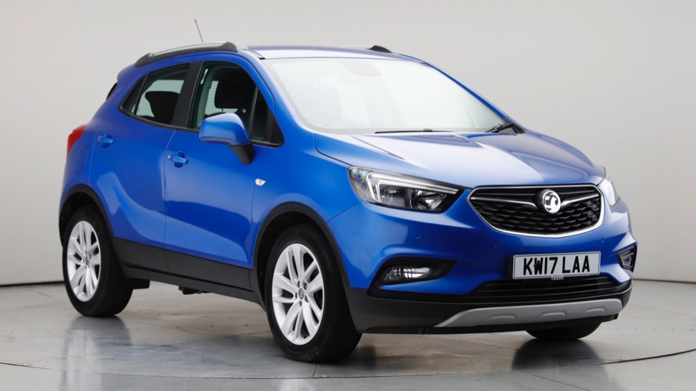 2017 Used Vauxhall Mokka X 1.4L Design Nav i Turbo
