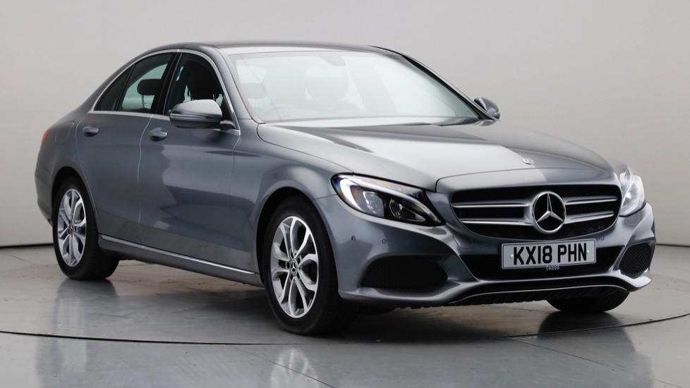 2018 Used Mercedes-Benz C Class 2.1L Sport C220d