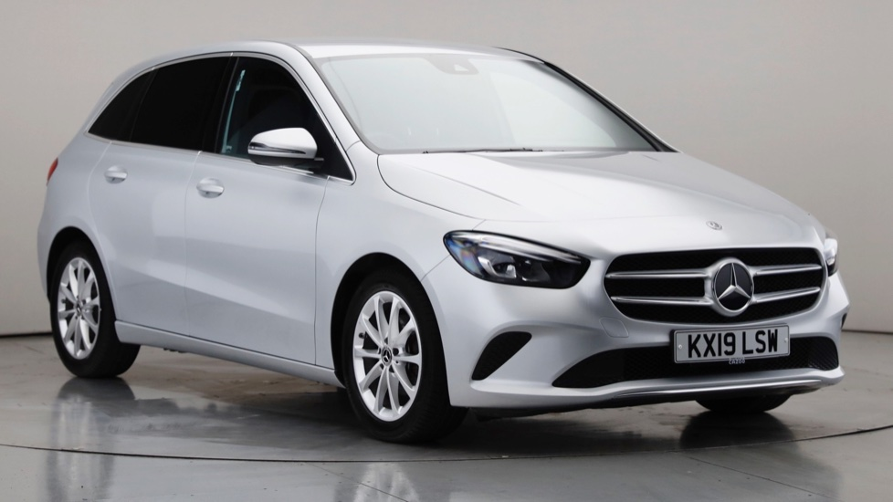2019 Used Mercedes-Benz B Class 1.3L Sport B180