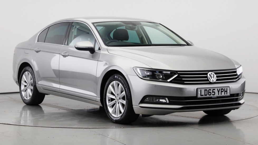 2016 Used Volkswagen Passat 2L SE Business BlueMotion Tech TDI
