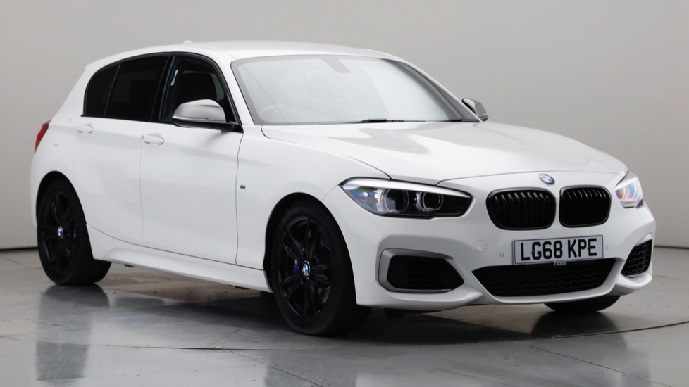2018 Used BMW 1 Series 3L Shadow Edition M140i