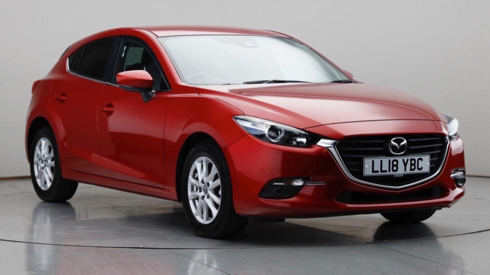 2018 Used Mazda Mazda3 1.5L SE-L Nav SKYACTIV-D