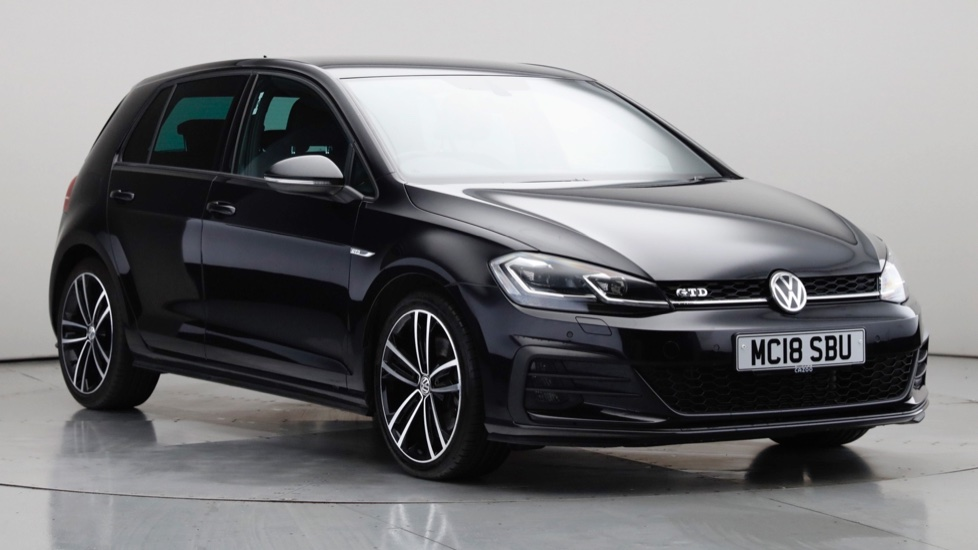 2018 Used Volkswagen Golf 2L GTD TDI