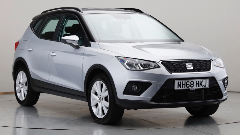 2019 Used Seat Arona 1.6L SE Technology Lux TDI