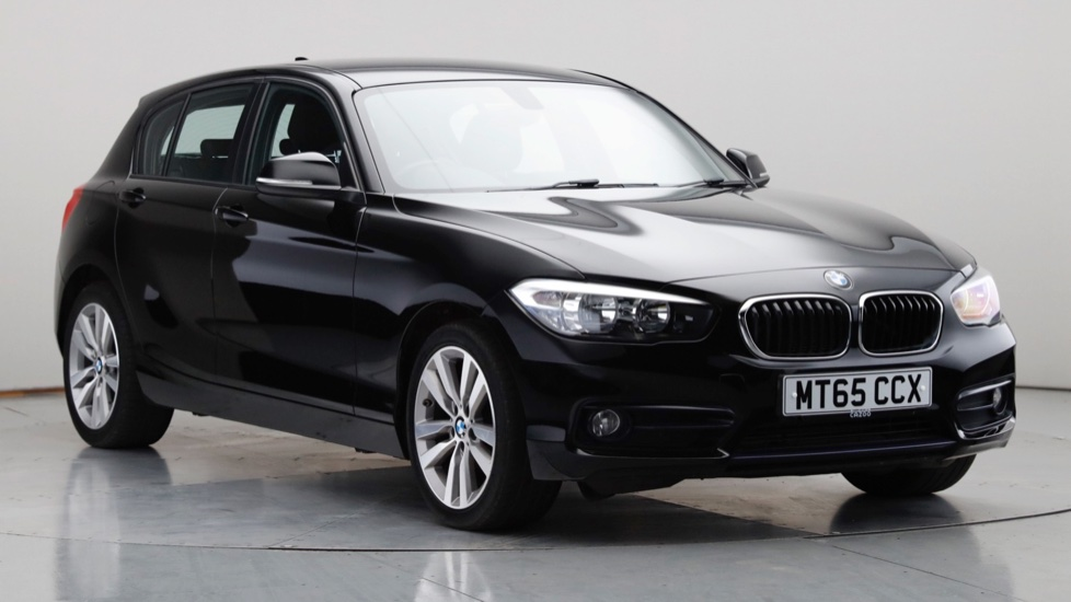 2015 Used BMW 1 Series 1.5L Sport 116d