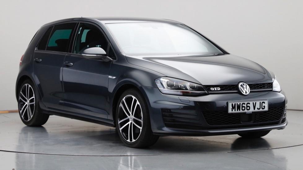 2016 Used Volkswagen Golf 2L GTD BlueMotion Tech TDI
