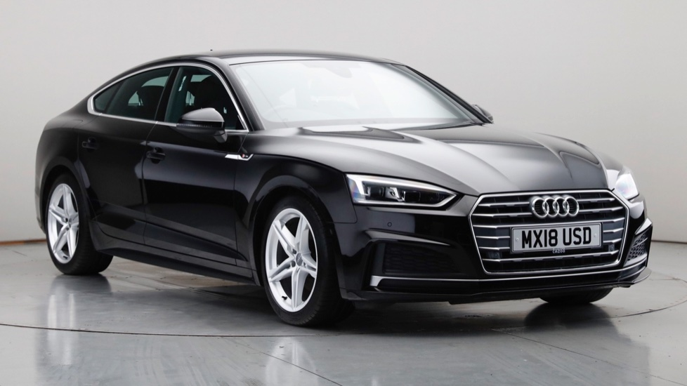 2018 Used Audi A5 1.4L S line TFSI
