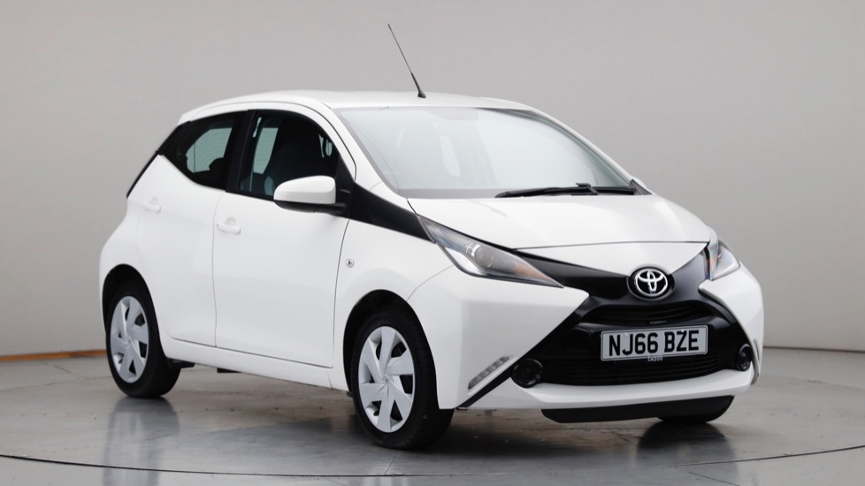 2016 Used Toyota AYGO 1L x-play VVT-i