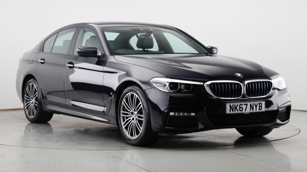 2017 Used BMW 5 Series 2L M Sport iPerformance 530e