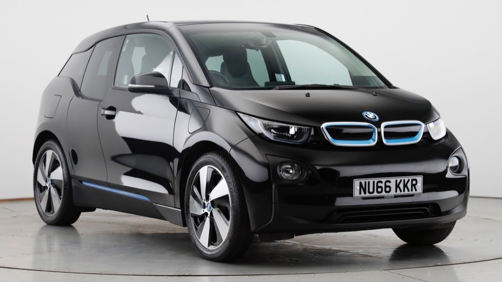 2016 Used BMW i3 0.6L E