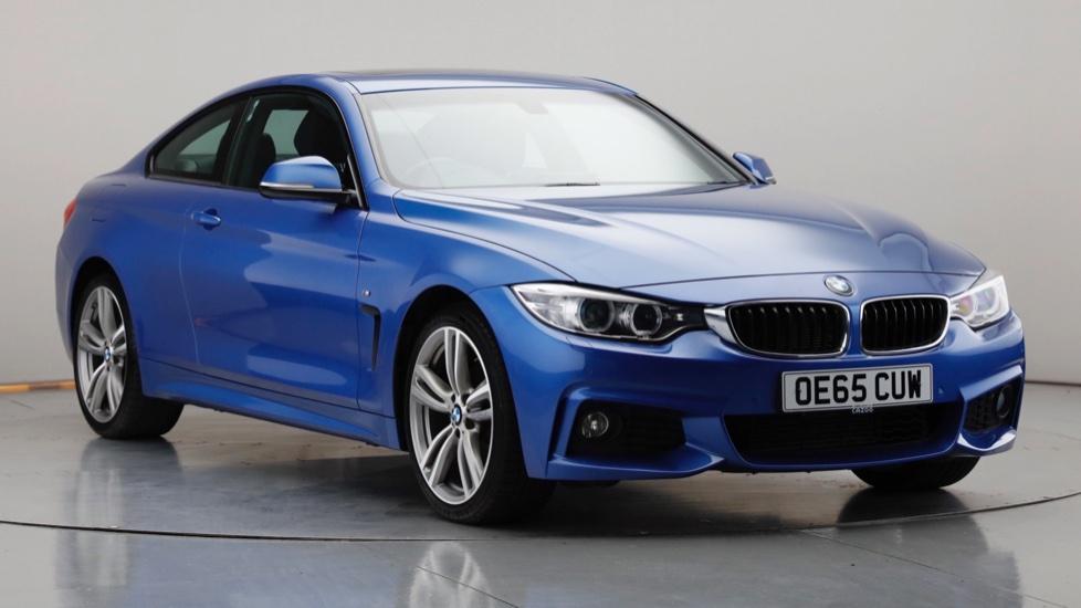 2015 Used BMW 4 Series 2L M Sport 420d