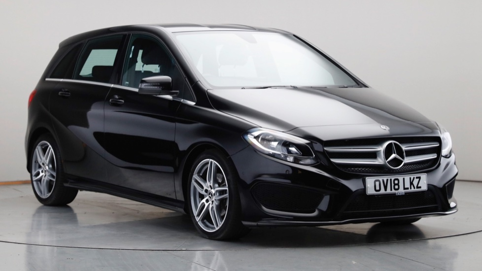 2018 Used Mercedes-Benz B Class 1.5L AMG Line B180d