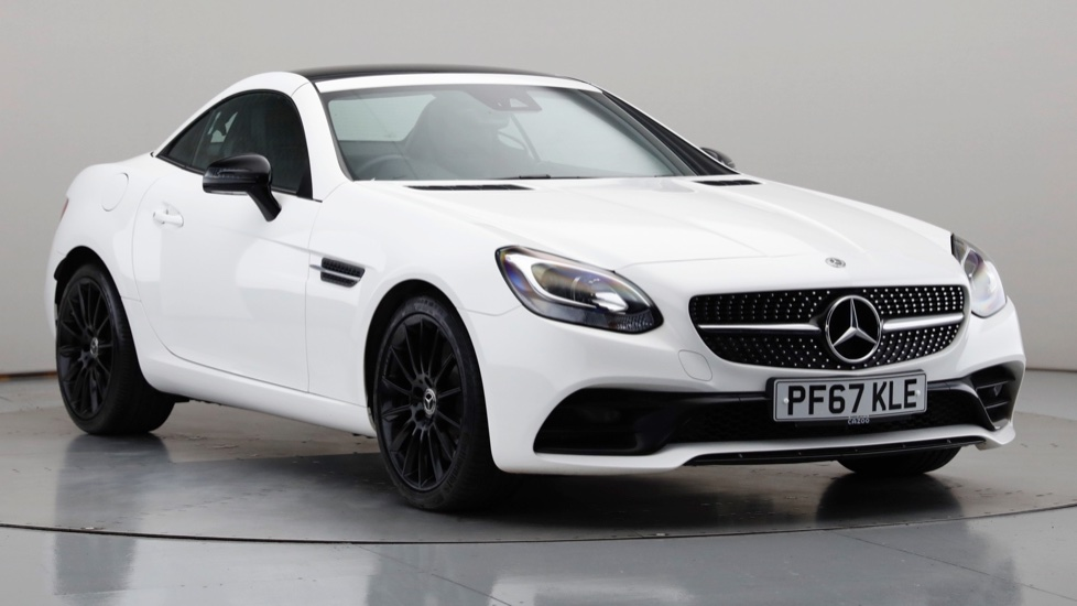 2018 Used Mercedes-Benz SLC 2L AMG Line SLC300