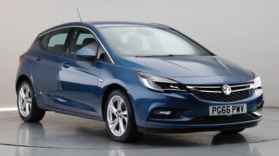 2017 Used Vauxhall Astra 1.6L SRi BlueInjection CDTi