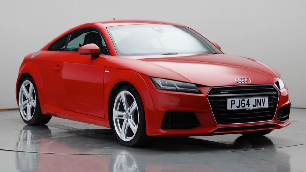 2014 Used Audi TT 2L S line TFSI