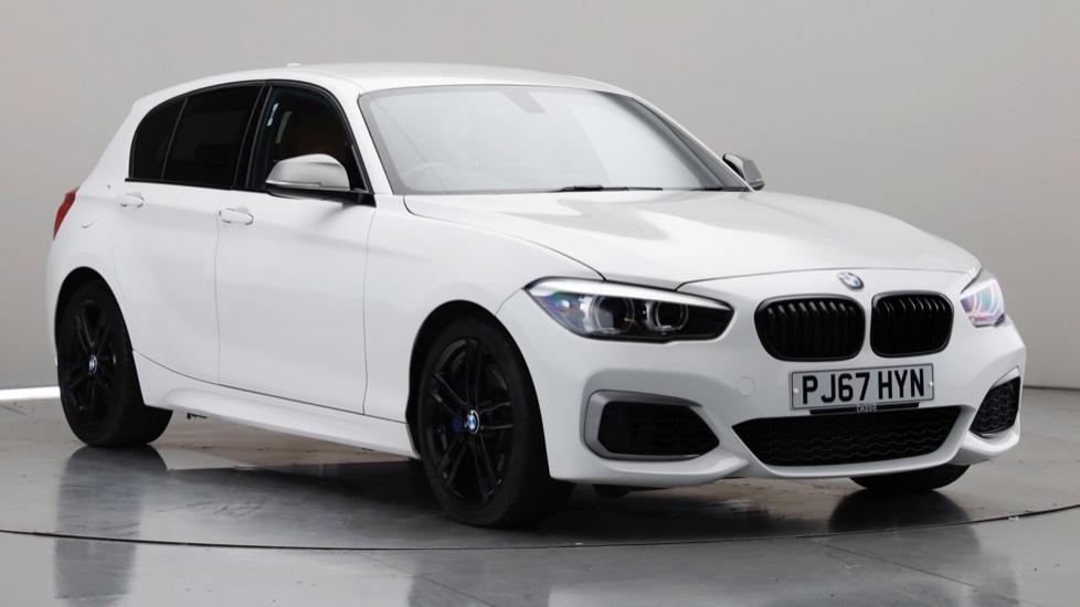2017 Used BMW 1 Series 3L Shadow Edition M140i