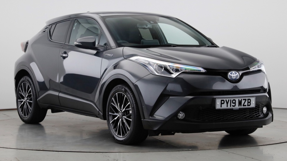 2019 Used Toyota C-HR 1.8L Excel VVT-h