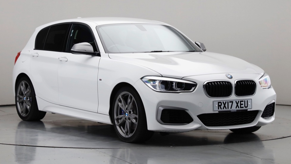 2017 Used BMW 1 Series 3L M140i