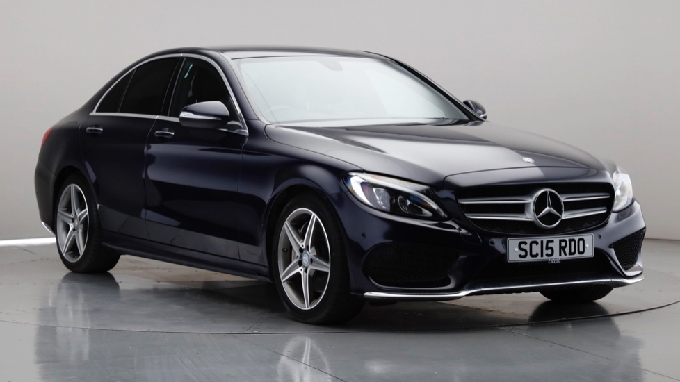 2015 Used Mercedes-Benz C Class 2.1L AMG Line BlueTEC C250 CDI