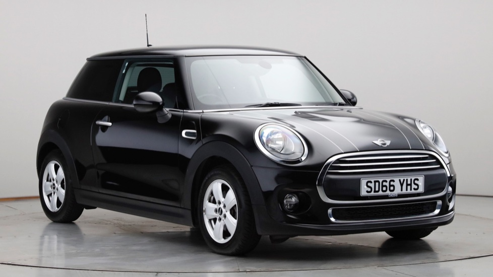 2016 Used Mini Hatch 1.2L One