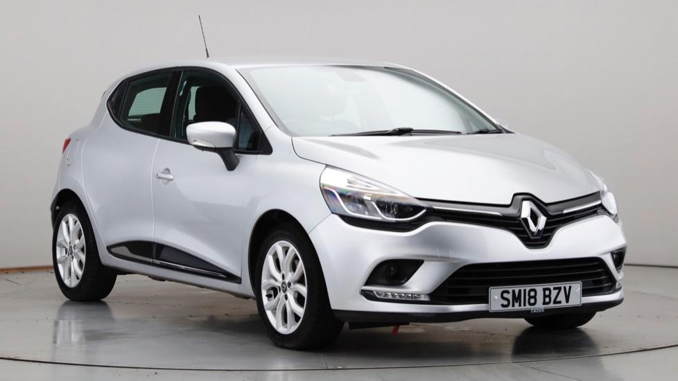 2018 Used Renault Clio 1.5L Dynamique Nav dCi