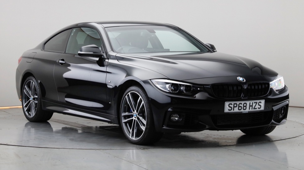 2018 Used BMW 4 Series 3L M Sport 435d