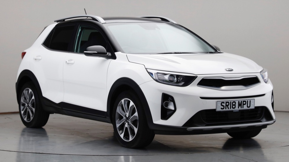 2018 Used Kia Stonic 1L First Edition T-GDi