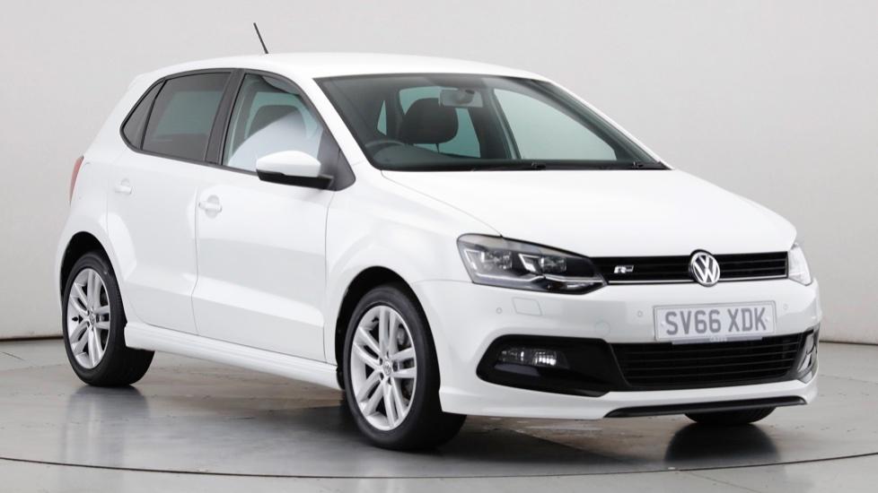 2016 Used Volkswagen Polo 1L R Line BlueMotion Tech TSI