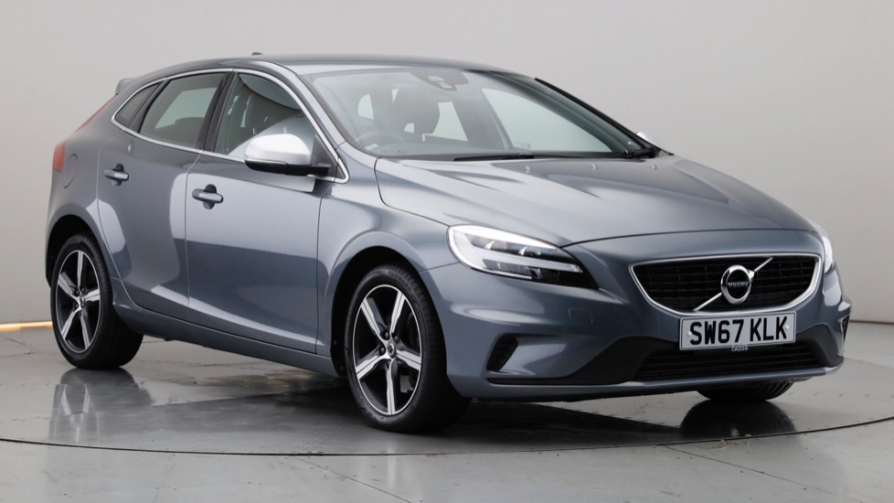 2017 Used Volvo V40 2L R-Design Nav Plus T3