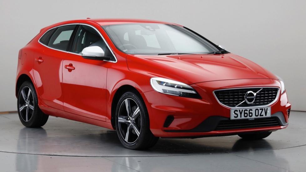 2016 Used Volvo V40 2L R-Design T2