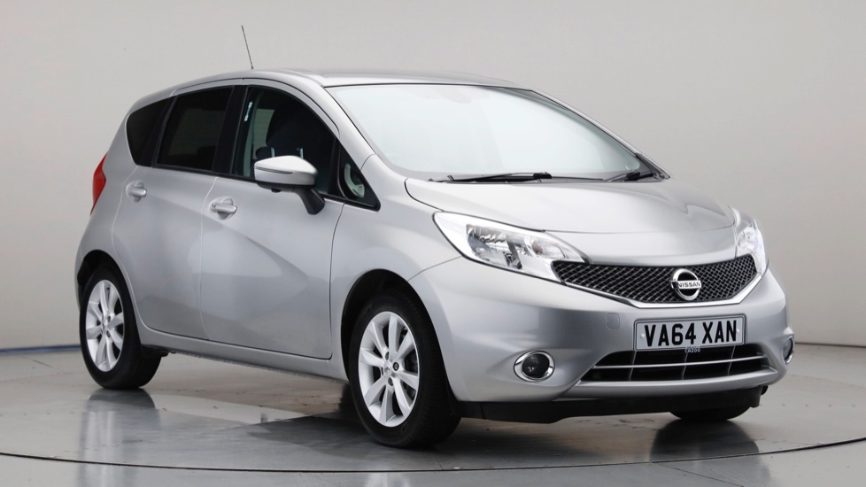 2015 Used Nissan Note 1.2L Tekna DIG-S