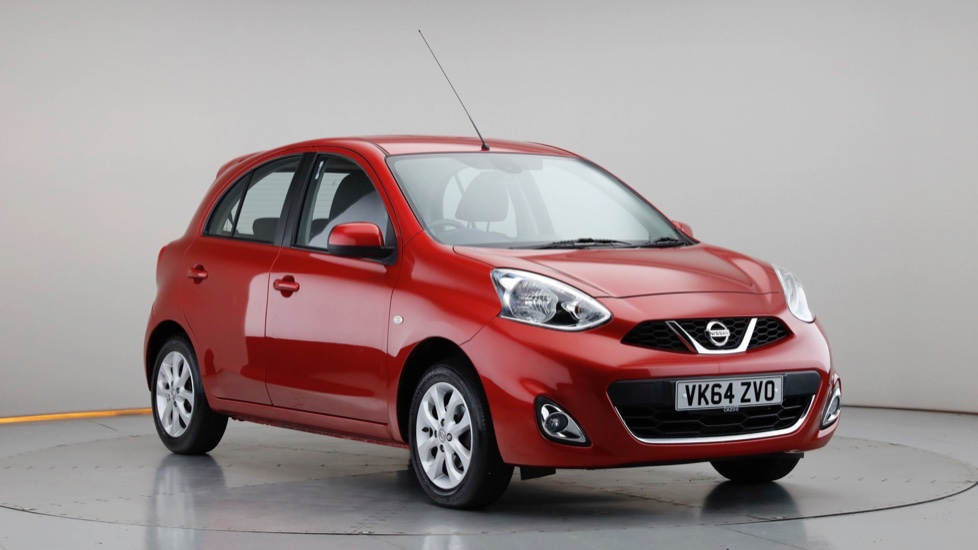 2014 Used Nissan Micra 1.2L Acenta