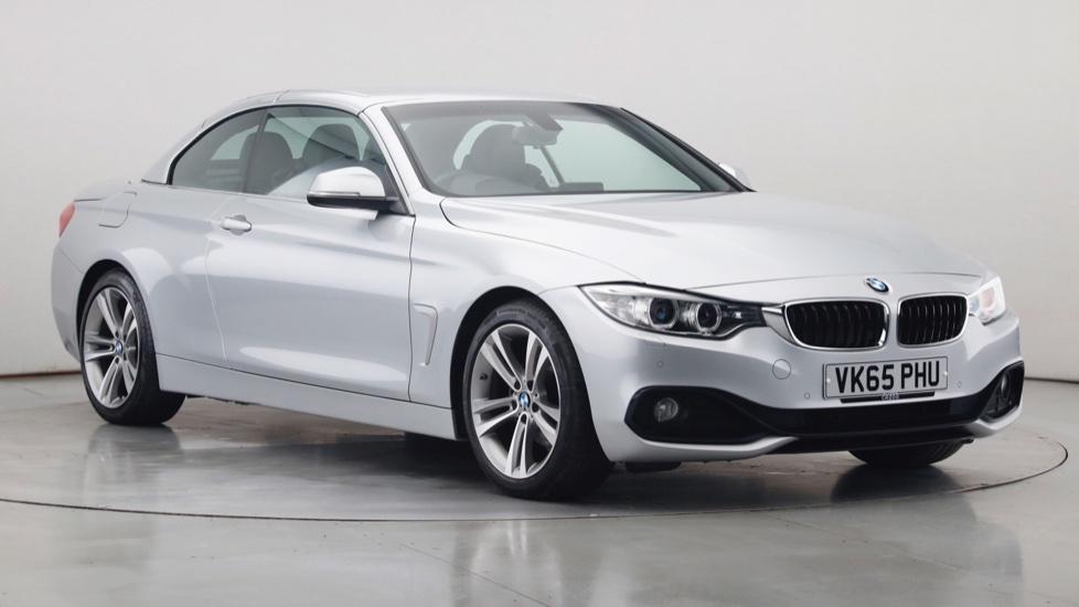 2015 Used BMW 4 Series 2L Sport 420d