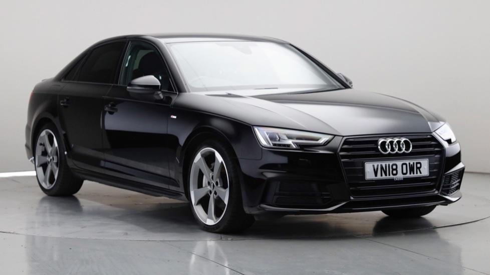 2018 Used Audi A4 2L Black Edition TDI