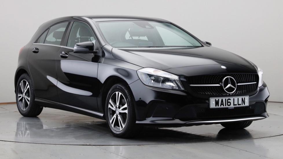 2016 Used Mercedes-Benz A Class 1.5L SE A180d