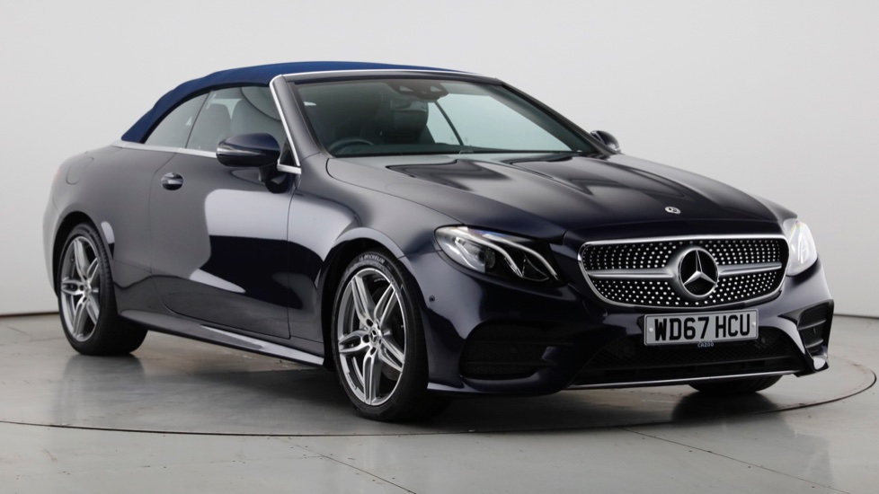 2018 Used Mercedes-Benz E Class 2L AMG Line E220d