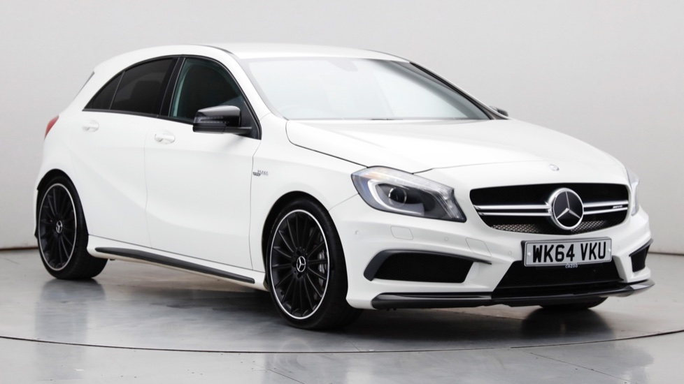 2014 Used Mercedes-Benz A Class 2L AMG A45