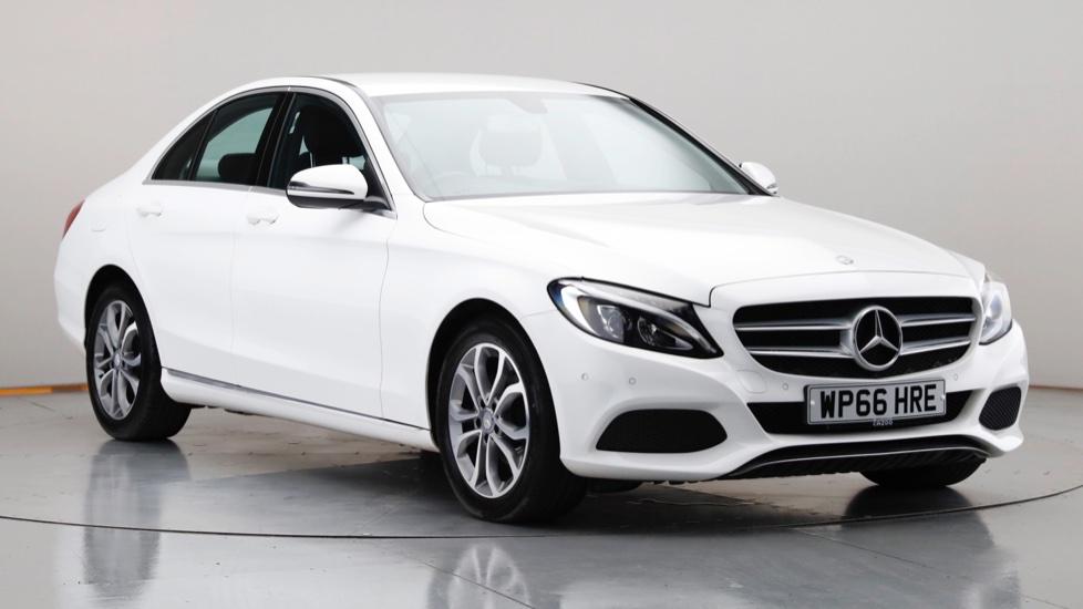 2016 Used Mercedes-Benz C Class 1.6L Sport C200d