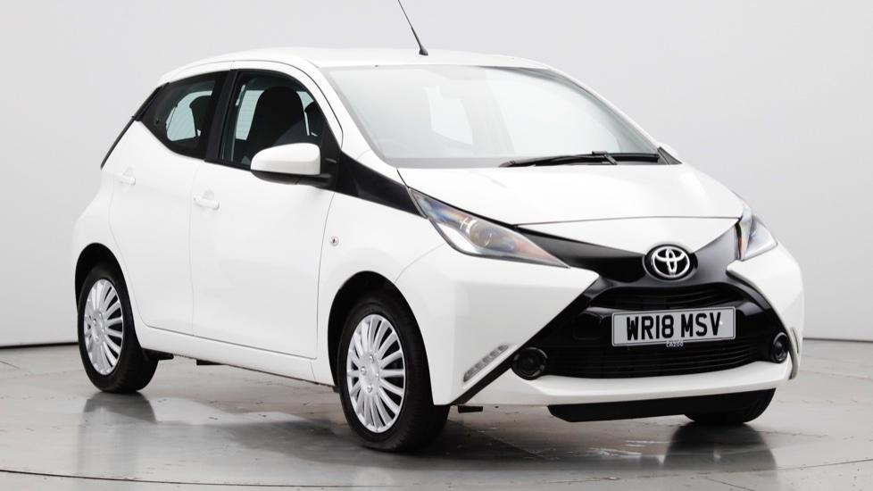 2018 Used Toyota AYGO 1L x-play VVT-i
