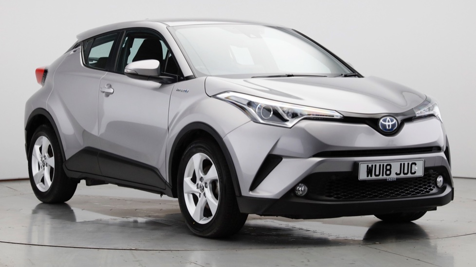 2018 Used Toyota C-HR 1.8L Icon VVT-h