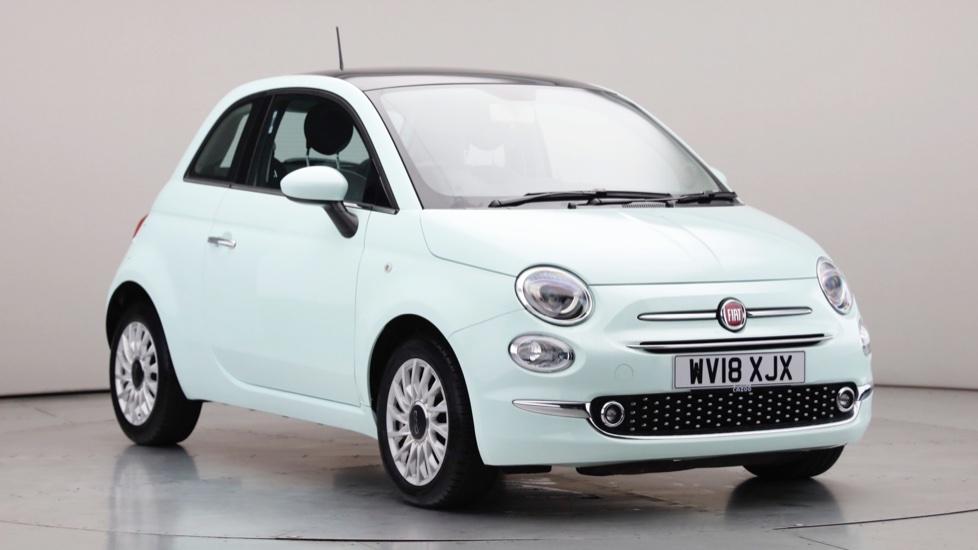 2018 Used Fiat 500 1.2L Lounge 8V