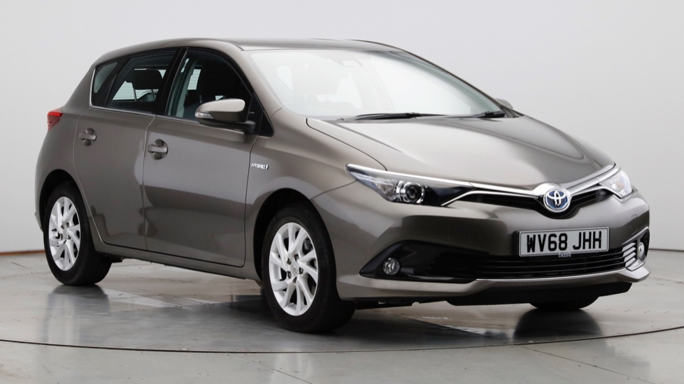 2018 Used Toyota Auris 1.8L Icon VVT-h